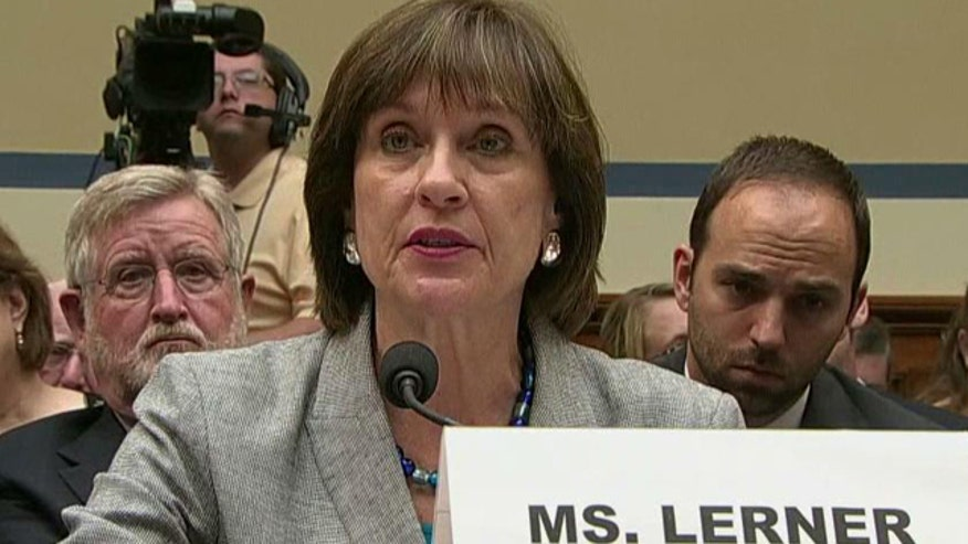 Top official makes opening statement, invokes Fifth Amendment right at House hearing