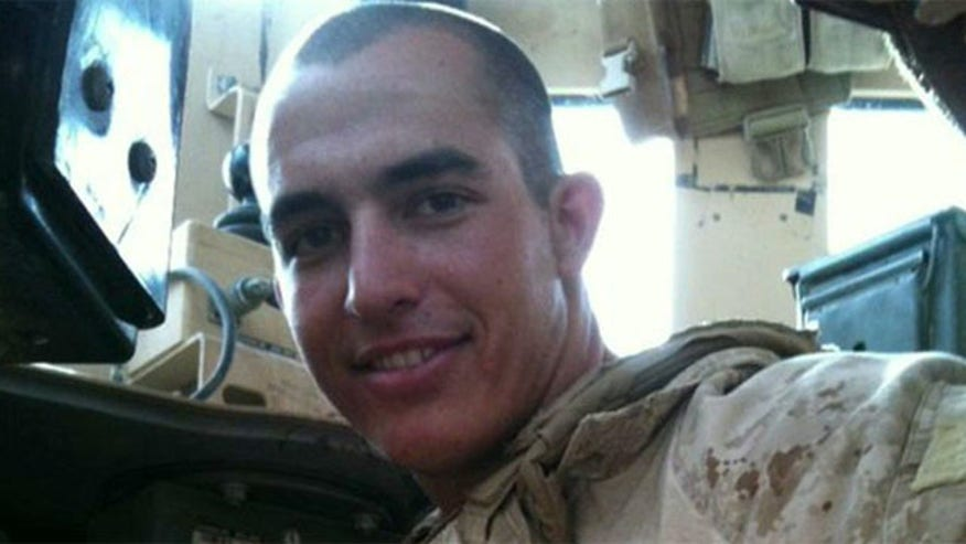 Sgt. Andrew Tahmooressi has been imprisoned since March 31