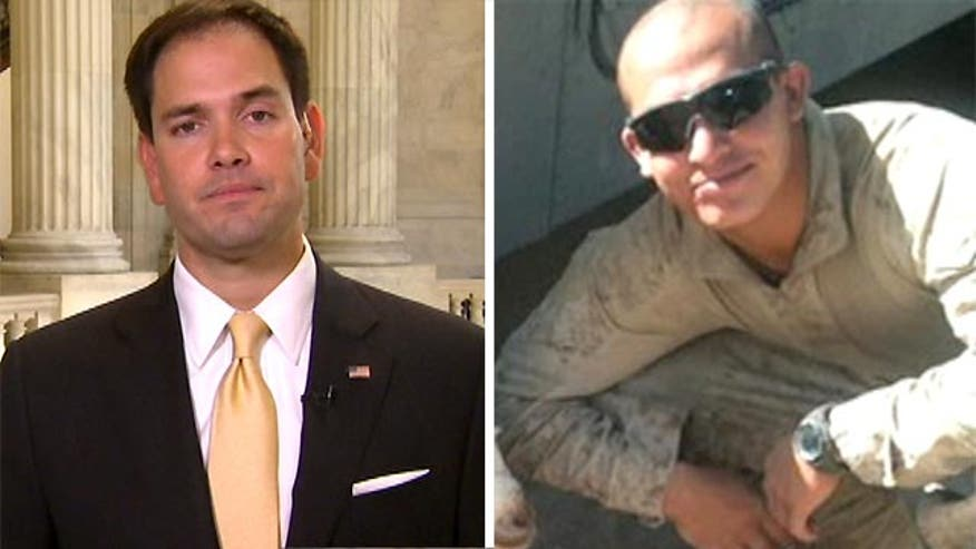 Fla. senator: Sgt. Andrew Tahmooressi's wrong turn and incarceration in Mexico a 'cautionary tale' #MarineHeldinMexico