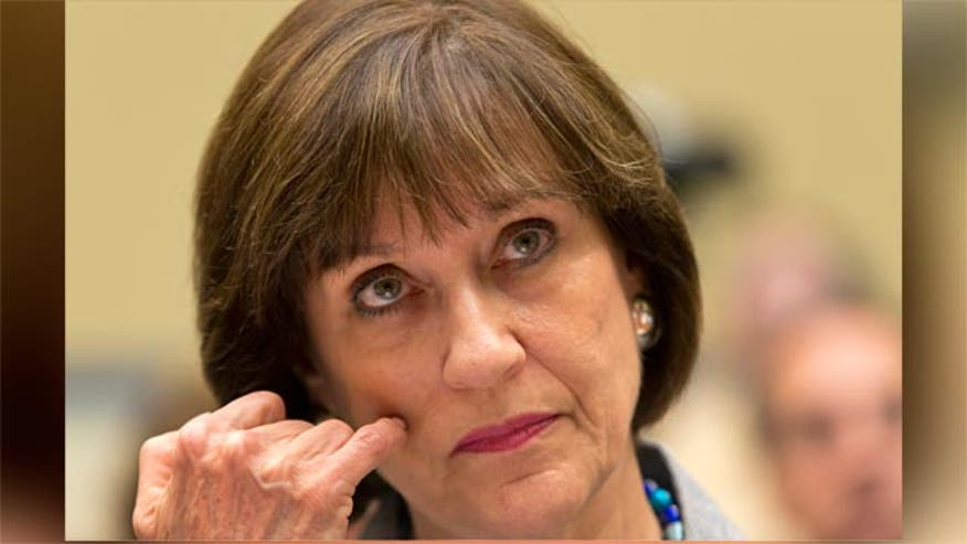Did IRS official waive the Fifth?