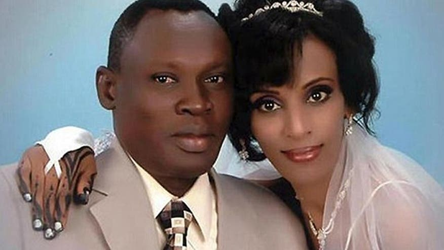 American Daniel Wani says his wife will not renounce her Christian faith despite being sentenced to death by a Sudanese court.