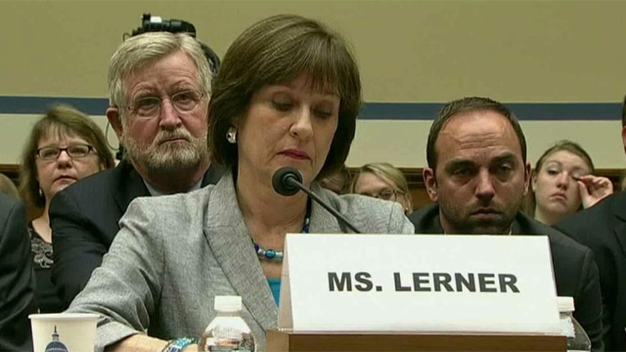 Key official in IRS scandal placed on paid administrative leave