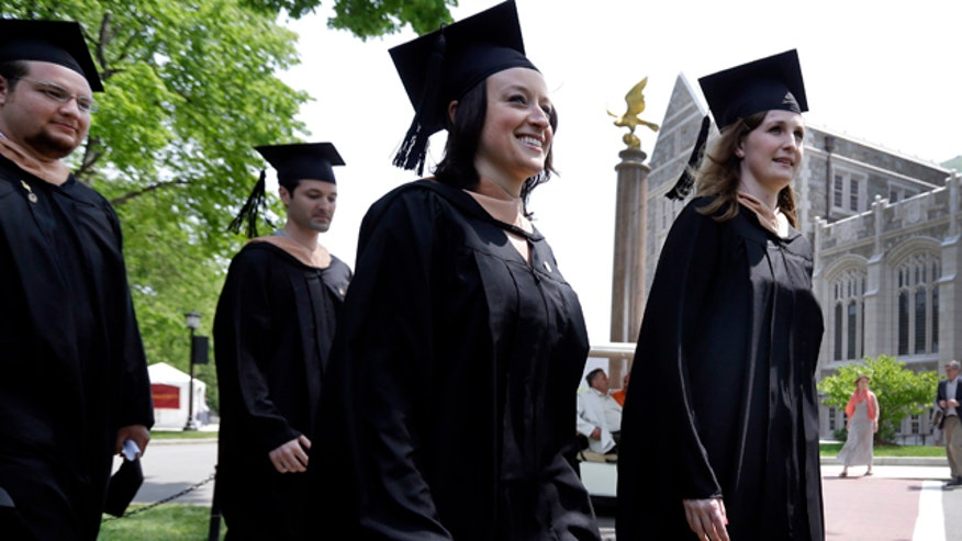 Some grads faring well in tough jobs market
