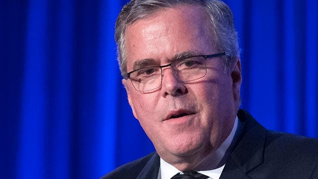 Jeb Bush giving GOP something to think about ahead of 2016