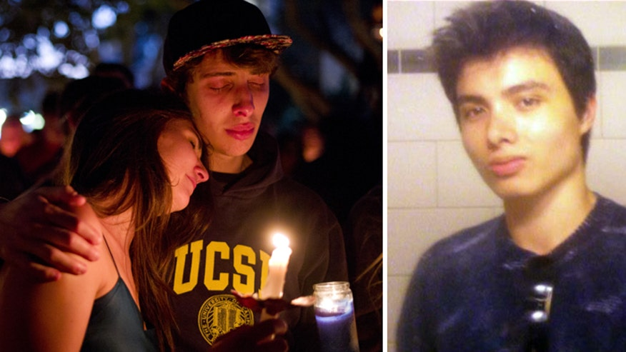 Student tapes 'retribution' video before deadly rampage near university