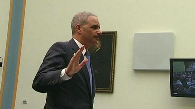 Is the DOJ targeting of reporters Holder's last strike?
