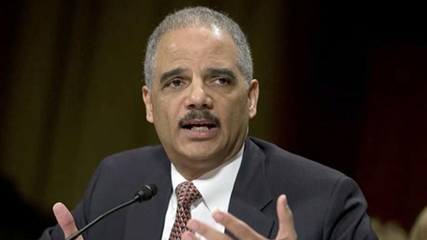 'Special Report' All-Star panel on Holder controversy