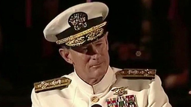 4 life lessons from commander of Usama bin Laden raid