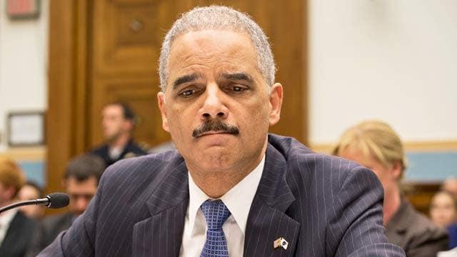 House examining whether Eric Holder lied under oath