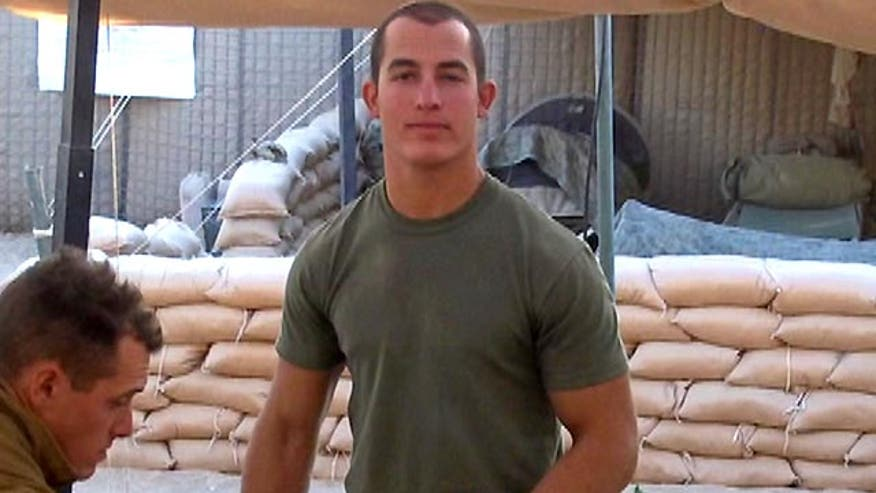 Exclusive: Andrew Tahmooressi recalls the night of his wrong turn into Mexico with registered weapons and his arrest, saying a military officer did not seem to care about his side of the story #MarineHeldinMexico