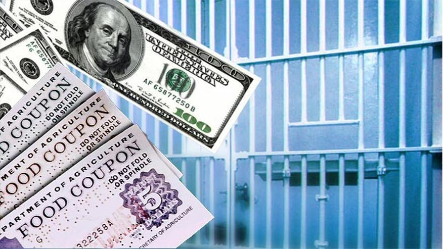 Unemployment benefits going to prison inmates?