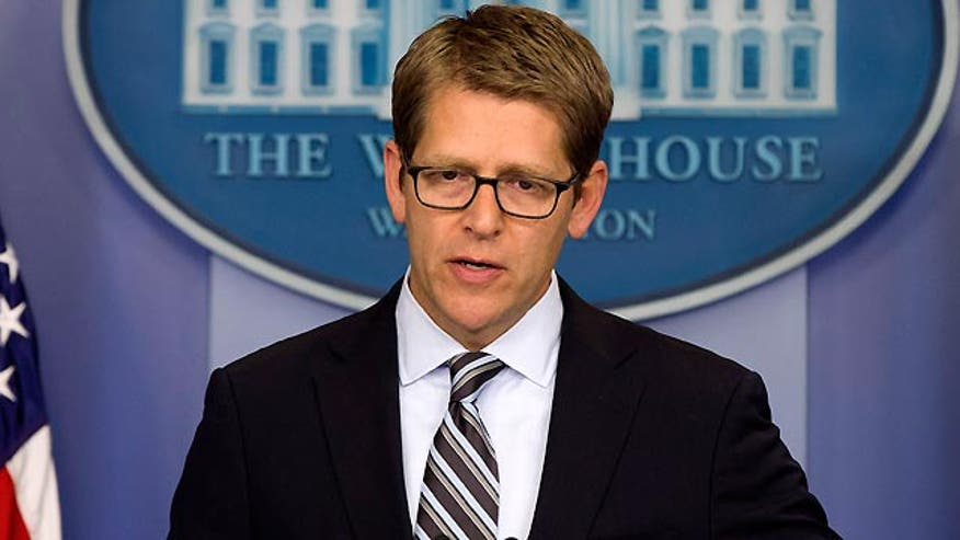 Had White House spokesman lost ability to drive positive message?