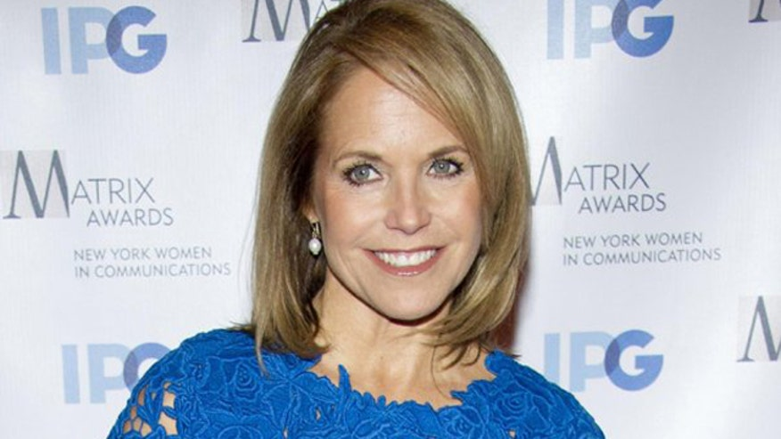 Katie Couric turned down the chance to go out with the King of Pop