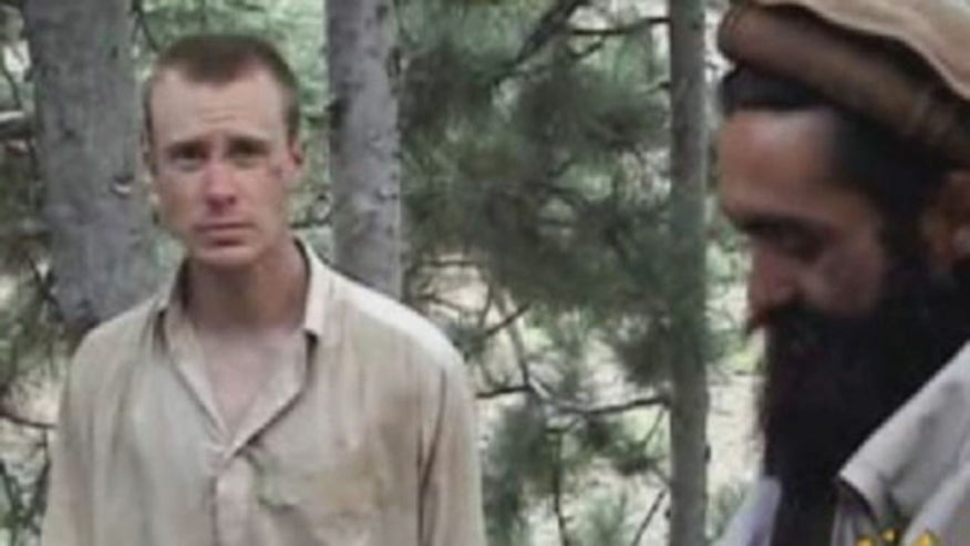 Sgt Bowe Bergdahl was captured in 2009