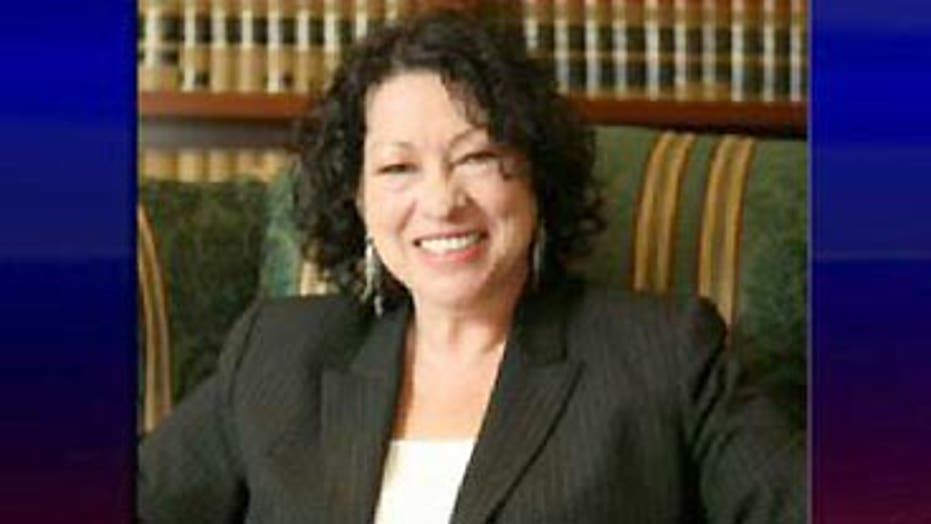 'Clarifying' Sotomayor