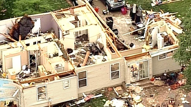 At least 9 dead, 50 hurt after Oklahoma twister