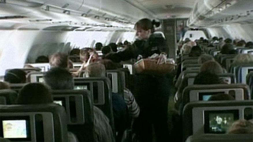 Study identifies common in-flight illnesses