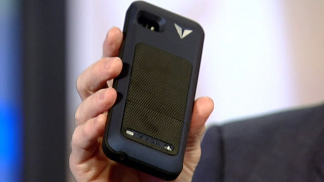 Smartphone case protects your privacy?