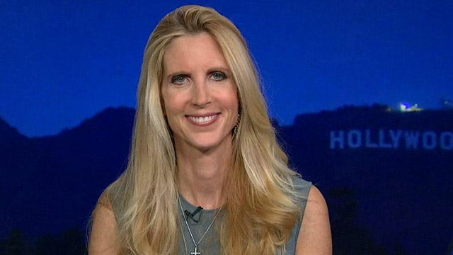 Ann Coulter sounds off on Bowe Bergdahl's case
