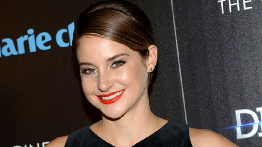 Rising star Shailene Woodley on adapting fan favorites for the big screen