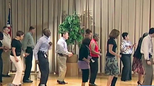 Your tax $$ at work: $50M for conferences, line dance videos