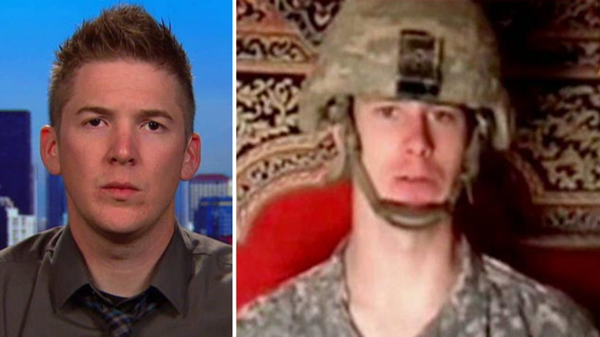 Former Sergeant Evan Buetow describes what happened before and after Bergdahl left his post in Afghanistan