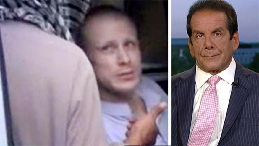"Charles Krauthammer said he would have ""made the same choice"" regarding the release of Army Sgt. Bowe Bergdahl."