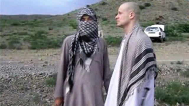 Critics on left taking aim at Bergdahl's fellow soldiers?