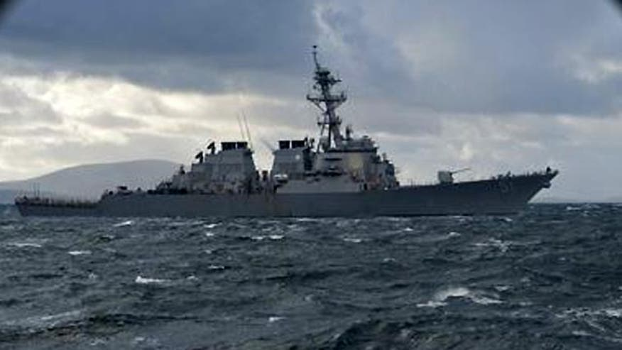 Allison Barrie on the news that the US Navy is ramping up its surface warfare capabilities