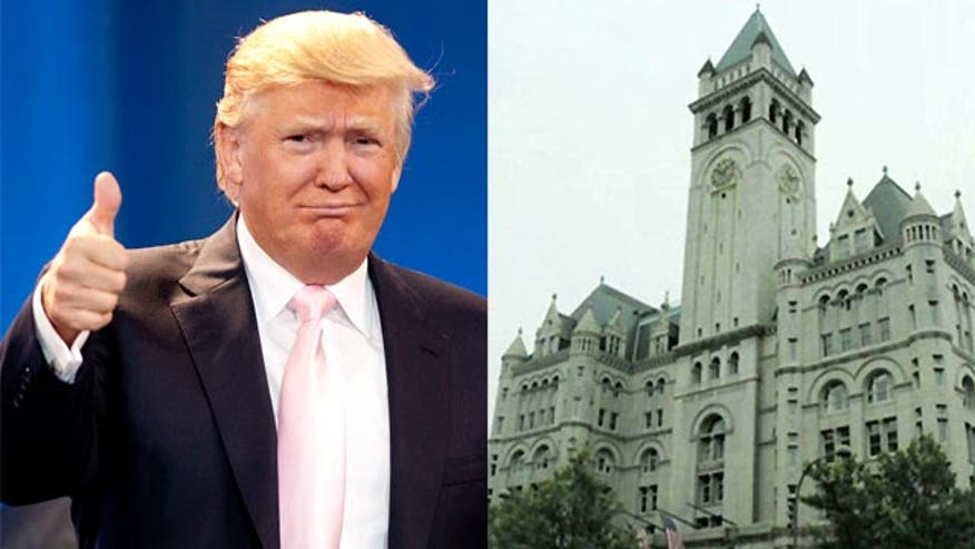 The Donald's company to renovate Old Post Office