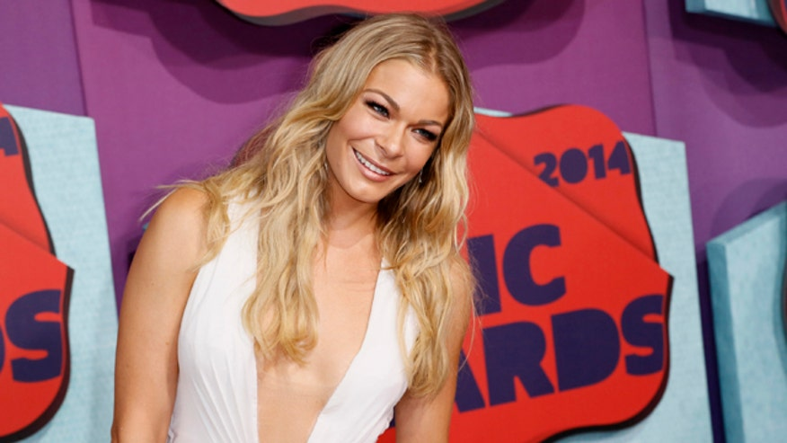 LeAnn Rimes reveals why she wears risqué outfits