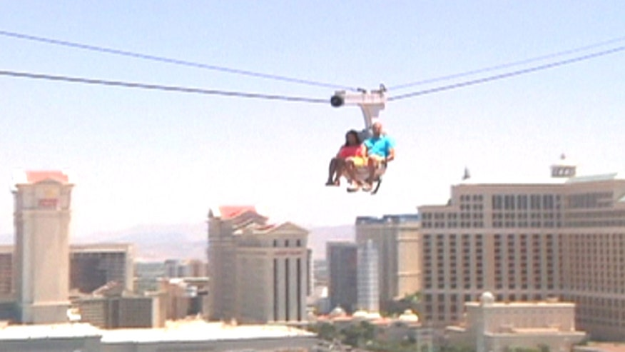 Matt Finn brings us up to speed on the new soaring thrill ride