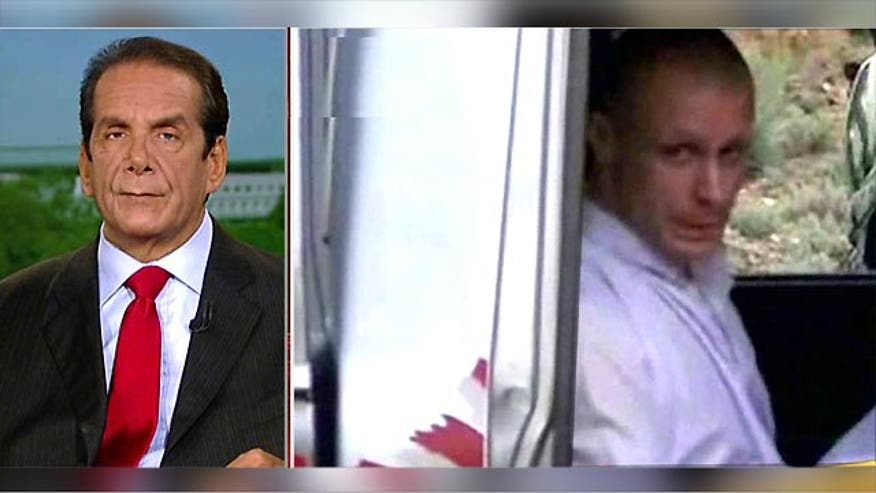 Krauthammer:  Reports of Bergdahl's conversion