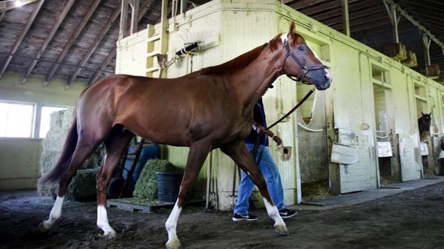 California Chrome misses out on Triple Crown