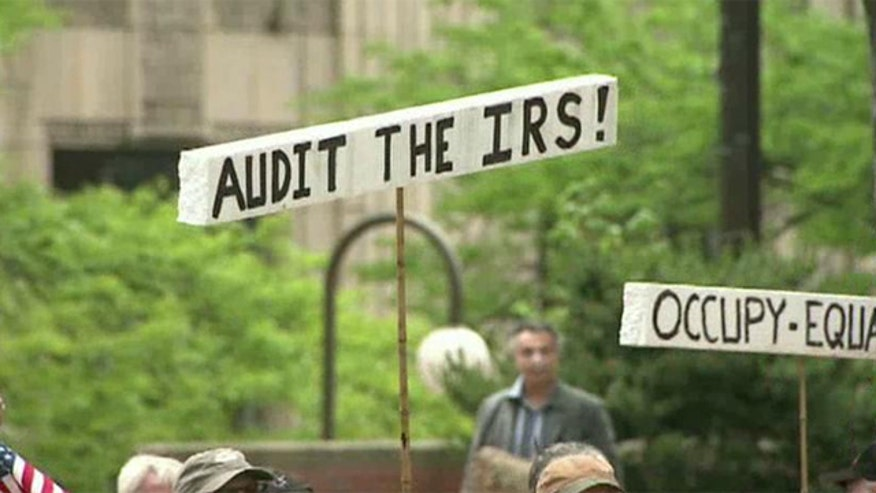Victims of IRS profiling speak out