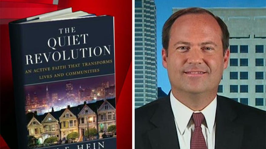 Jay Hein, author of 'The Quit Revolution' shares their stories