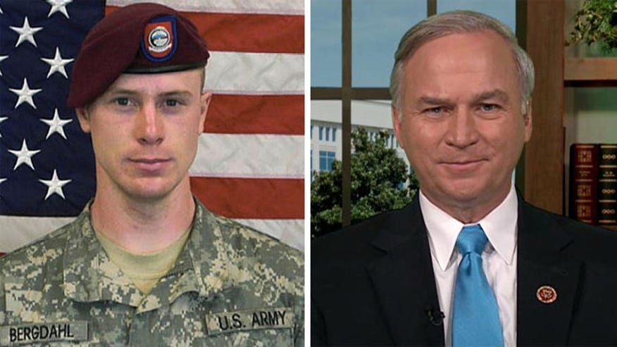 Rep. Randy Forbes on investigation into Bowe Bergdahl deal