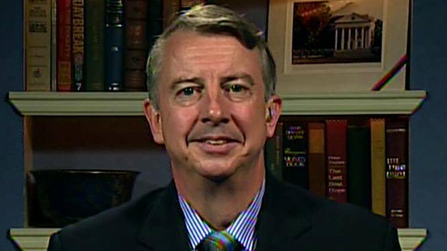 Virginia's Republican nominee for Senate, Ed Gillespie weighs in