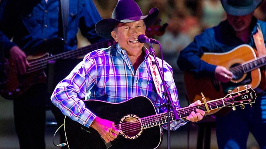 George Strait's final tour show sets a record;  Chris Young on the mend after cutting his hand; CMA Fest wraps; Miranda Lambert scores her 6th #1 solo single; new music from Billy Ray Cyrus and The Roys; Toby Keith performs our featured song.