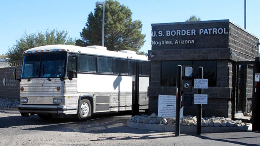 Border crossings soar over last few years