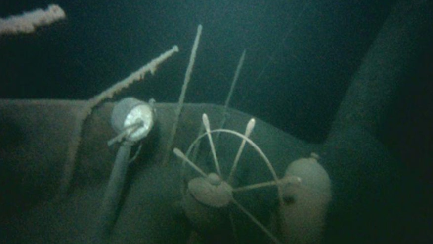 Newly-discovered shipwreck may be freighter that sank 100 years ago