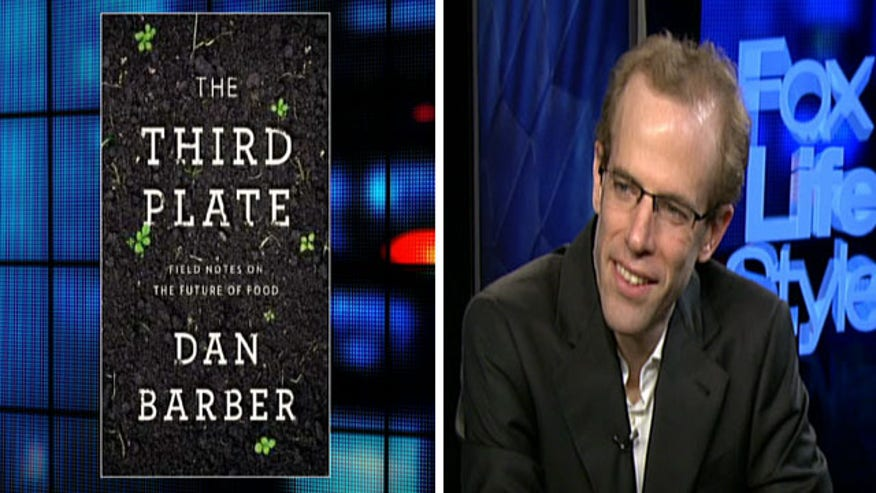 James Beard Award-Winning Chef Dan Barber talks about his book 'The Third Plate' and the importance of eating sustainably
