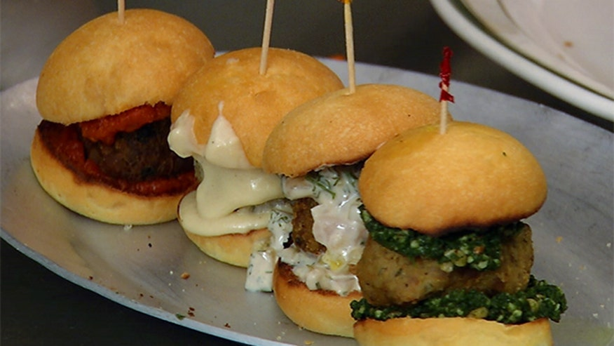 The Meatball Shop in New York City shows us how to make their signature sliders and meatball smash dishes.