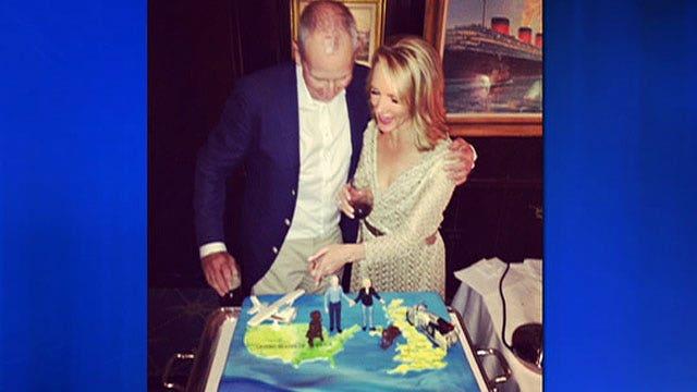 Danas husband celebrates his 60th birthday Fox News Video