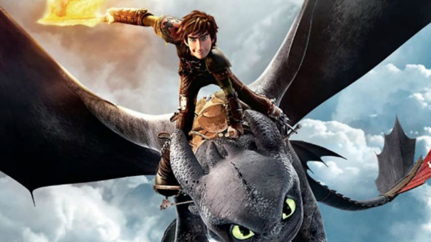 'How to Train Your Dragon 2' hopes to take a big bite of this weekend's box office