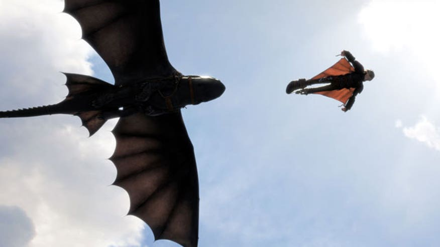 Ashley Dvorkin and Fox 411 movie reviewer Justin Craig discuss the Dreamworks Animation sequel 'How to Train Your Dragon 2'