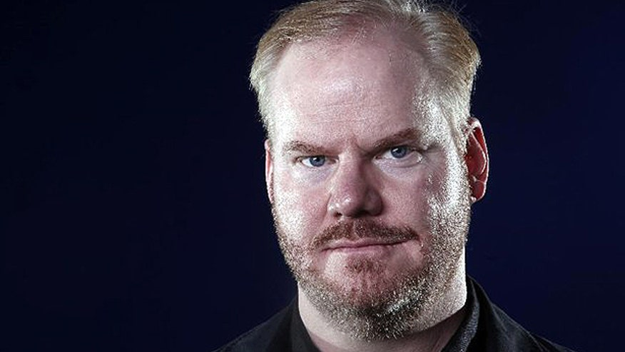Comedian Jim Gaffigan shares insight from his new book 'Dad Is Fat'