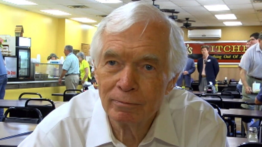 Two days after Eric Cantor's primary loss received wide-spread national attention, Republican Mississippi Senator Thad Cochran said he has no idea what happened in Virginia