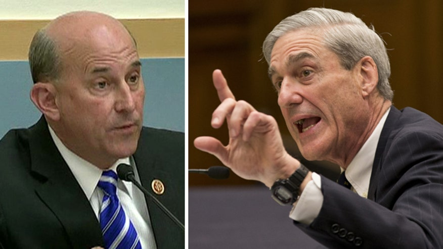 Tense exchange between Rep. Gohmert, Director Mueller on investigation prior to attack