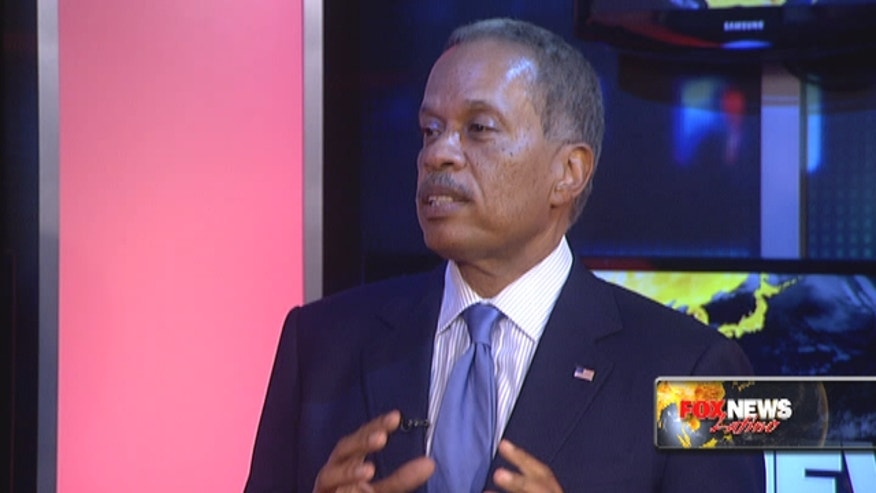 Fox News Latino's Juan Williams talks about Hillary Clinton's Latino support and how it helps her in 2016.